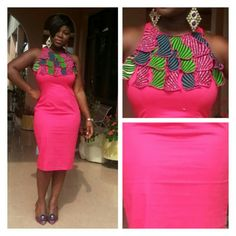 Love this dress by N'Kya