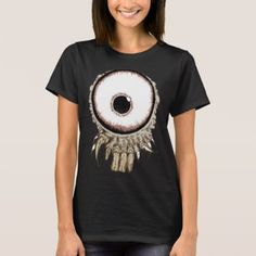 #Its a freaking eye with teeth T-Shirt - #Halloween #happyhalloween #festival #party #holiday
