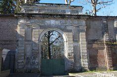 Castello di Pianezza Vecchio ingresso del castello che non c'è più.