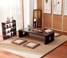 Visit the post for more. Tea Room Decor, Asian Room, Asian Interior Design, Japanese Interior, Style Asiatique, Tatami Room, Japanese Style House, Living Room Furniture, Wood Furniture