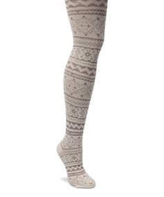 aa6ae4a632e This Pearl Tights by MUK LUKS is perfect!  zulilyfinds Legíny