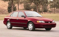 2001 Chevrolet Prizm 4dr Base Sedan - Carl's Car
