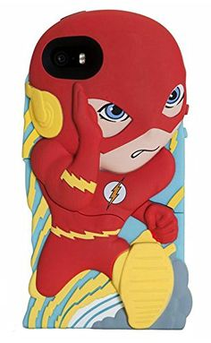 The Flash iPhone 5 and 5S Phone Case Chara-Covers http://www.amazon.com/dp/B00WVNBFL2/ref=cm_sw_r_pi_dp_vFjpxb0TQDJMB