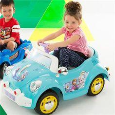 Image for Disney Frozen 6V Car from Kmart $149