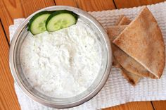 No Wooden Spoons: Quick and Easy Tzatziki {Recipe}