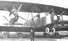 Gotha Bomber Wwi Magnificent Men Amp Flying Machines