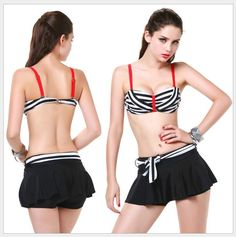 28.89$  Watch here - https://alitems.com/g/1e8d114494b01f4c715516525dc3e8/?i=5&ulp=https%3A%2F%2Fwww.aliexpress.com%2Fitem%2FNew-Women-Three-Pieces-Bikinis-Set-Swimsuits-Steel-Prop-Print-Striped-Biquinis-Beach-Wear-Push-Up%2F32788400463.html - New Women Three Pieces Bikinis Set Swimsuits Steel Prop Print Striped Biquinis Beach Wear Push Up Skirts Maillot De Bain DE119 28.89$