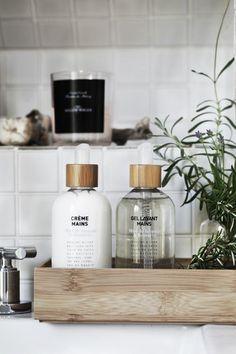 Iinspirações naturais para banheiros