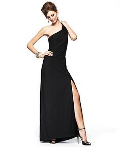 Fashion Star One-Shoulder Asymmetrical Evening Gown by Ronnie Escalante ($169.00) #FashionStar   http://www.macys.com/campaign/social?campaign_id=298_id=1_mmc=Affiliate-_-Fashion_Star-_-NBC-_-02022012_05152012