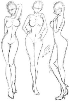 914 Best Drawing Help Images On Drawing Reference Body Drawing, Manga Drawing, Figure Drawing, Manga Art, Female Drawing Base, Body Sketches, Drawing Sketches, Art Drawings, Sketching