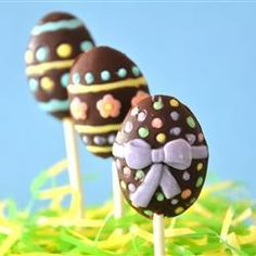 Home Made Easter Eggs recipe