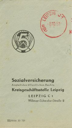 Leipzig Funfjahresplan