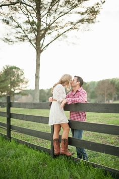 i love this idea for engagement shots.