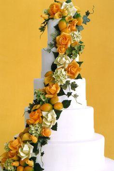 Cake Boss-wedding cake