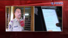 Online 'sex racket' busted in Visakhapatnam - Express TV
