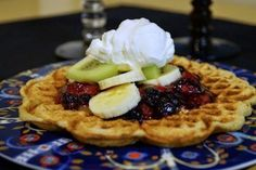 FODMAP-keittiöni: Kvinoa-kookosvohvelit