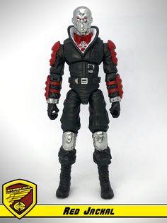 G.I. Joe - Cobra - Action Force Customs ::  Red Jackal