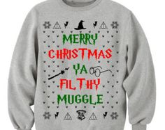 Hogwarts Clothing. Harry Potter Sweatshirt. Deathly Hallows. Gryffindor Shirt. Quidditch. Potter Shirt. Gryffindor tshirt. Muggle.