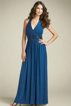 chic and comfortable Formal Maxi Gowns 5