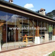 Porches acristalados Outdoor Decor, Home Decor, Gardens, Ceilings, Blinds, Pictures, Crystal, Decoration Home, Room Decor