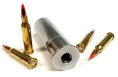 12GA TO 17WSM Shotgun Adapter - Chamber Reducer - Stainless - Free Case & Ship ! - $19.95 | PicClick Solvent Trap, Bug Out Bag, Plastic Storage, Shotgun, Laser Engraving, Barrel, Guns, Stainless Steel, Cool Stuff