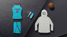 Stanford women's basketball has partnered with Nike N7 to honor Native American Heritage Mont