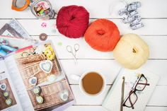 Learn color theory with LoveCrochet