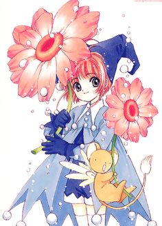 Card captor Sakura by Clamp 😍😍 I love this anime so much! My favorite childhood anime! Cardcaptor Sakura, Sakura Kinomoto, Syaoran, Manga Anime, Sakura Card Captors, The Ancient Magus Bride, Xxxholic, Clear Card, Girls Anime