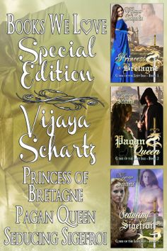 "Vijaya Schartz Special Edition ""Curse of the Lost Isle series"" (Special Edition Curse of the Lost Isle 3 in 1) Historical Romance #kindlecountdowndeal Ending soon! http://www.moreforlessonline.com/romance.html Don't miss out on tomorrow's FREEBIE$ & kindle deals! Join our list! http://mad.ly/signups/89856/join #kindle #books #romancenovels"