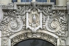 Architectural Details Wall Carving