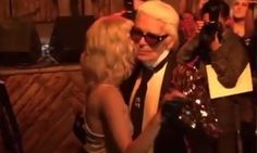 Karl Lagerfeld dança ao som de rumba em Havana - Jornal O Globo
