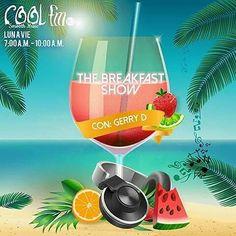 Via @yazmin021 -  #GoodMorning  Listen to the best #radioshow in #English #TheBreakfastShow with GerryD Follow us in facebook! www.pbcpanama.com from 7am-10am #Coolfm 89.3 #britishdj #Englishradio #radio #music #PanamaPTY #Panamá www.coolfmpanama.com