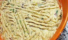 Rybičkovo sýrová pomazánka