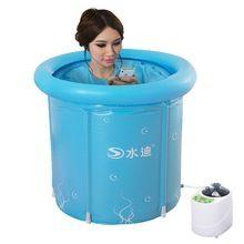 Opción 3 tamaño cuerpo multi función de la sala de Vapor baño barril bañera bañera plegable Portátil máquina de vapor Sauna(China (Mainland))