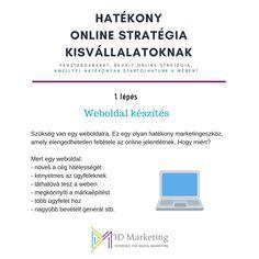 Hatékony online marketing stratégia - ha most startolsz a weben Online Marketing, Hungary, Internet Marketing