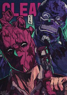 Manga Anime, Manga Art, Anime Art, Whats Wallpaper, Blue Exorcist, Anime Comics, Marvel Comics, Animes Wallpapers, Aesthetic Anime