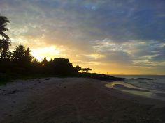 Sunrise at Batu Perahu