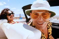 Fear and Loathing in Las Vegas. 1998. Terry Gilliam