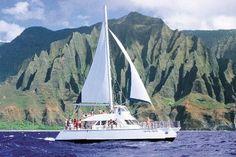 The Lucky Lady of Kauai Sea Tours