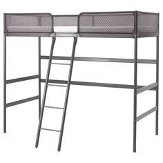 Ikea Svarta Loft Bed For Kids Pinterest Bean Bags Lofts And Room