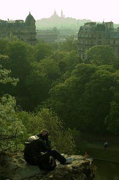 El Parque des Buttes-Chaumont | La definitiva guía parisina para París