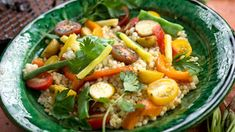 Spicy Pearl Couscous Salad David Tanis's Recipe Box | All - NYT Cooking