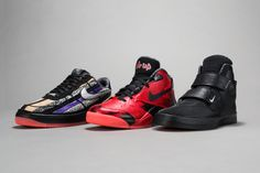 """Nike Sportswear 2014 """"Crescent City"""" Collection"""