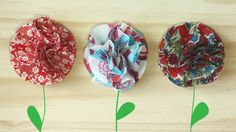 Artesanato e Cia : Flores de maio -tutorial