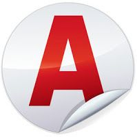 THE SCARLET LETTER: For those of you who are wondering (all five of you), YES, over the summer I did indeed pass the super scary, totally intimidating, much-loathed practical portion of the French driving exam. In fact, I more than passed it: I got 31 points, which is like 107%...