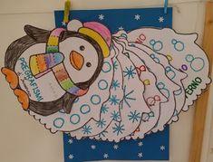 La maestra Linda: Inverno: libricino pinguino pregrafismo Winter Crafts For Kids, Winter Kids, Opening Day, Love My Job, Worksheets, Preschool, Teaching, Education, Snow