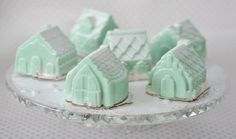 Raspberry & Chocolate mousse filled chocolate houses