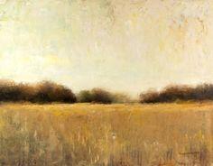 """Saatchi Art Artist Don Bishop; Painting, """"Distant Treeline"""" #art"""