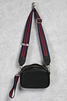 Webbed Strap Crossbody Bag - Accessories - Bags + Belts - 1000109308 - Forever 21 Canada English