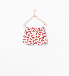 Printed shorts-Special Prices-Girl (3-14 years)-KIDS | ZARA United States